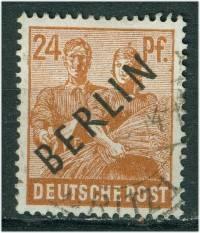 Berlin Mi 9 gest K1-1616