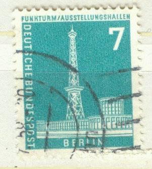 Berlin Mi 142 gest K1-1621
