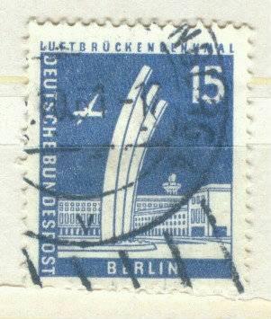Berlin Mi 145 gest K1-1622