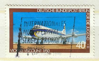 Berlin Mi 617 gest  K1-1540