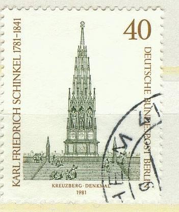 Berlin Mi 640 gest  K1-1536