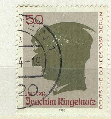 Berlin Mi 701 gest  K1-1539