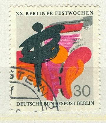 Berlin Mi 372 gest K1-1574