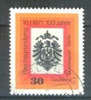Berlin Mi 385 gest  K1-1543