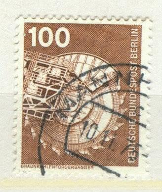 Berlin Mi 502 gest K1-1581
