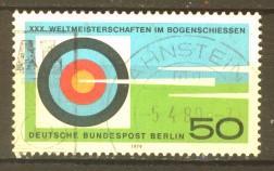 Berlin Mi 599 gest  K1-1544
