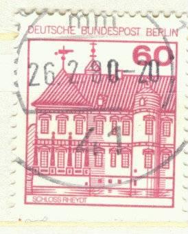 Berlin Mi 611 gest K1-1575