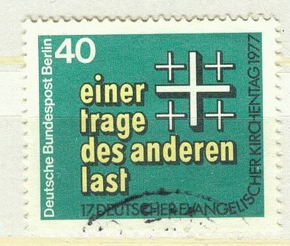 Berlin Mi 548 gest K1-1680