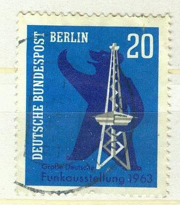 Berlin Mi 232 gest K1-1720