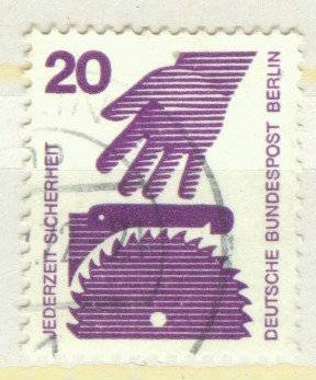 Berlin Mi 404 gest K1-1728