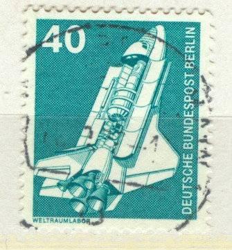 Berlin Mi 498 gest K1-1736