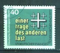 Berlin Mi 548 gest K1-1729