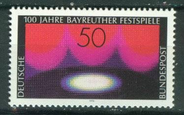 BRD Mi 896 postfr. K1- 3841