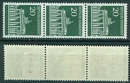 BRD Mi 507 mit Nummer postfr. K1- 3922