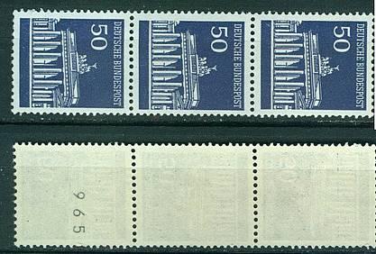 BRD Mi 509 mit Nummer postfr. K1- 3428