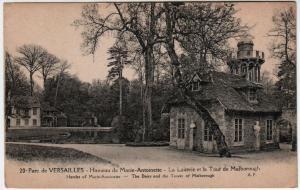 Parc de Versailles - Hameau de Marie-Antoinette
