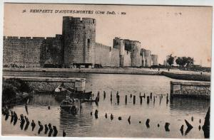 Remparts d`Aigues-Mortes