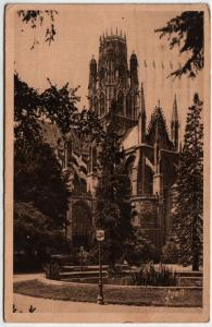 ROUEN Eglise Saint-Ouen - 1938