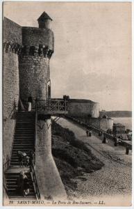 Saint Malo La Porte de Bon Secours