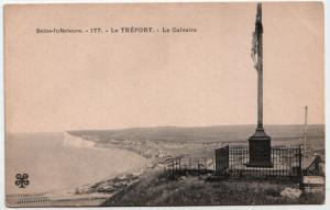 Seine - Inferieure - Le Treport - Le Calvaire
