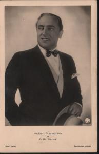 Hubert Marischka