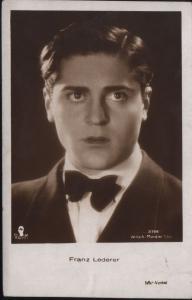 Franz Lederer