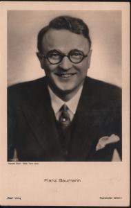 Franz Baumann