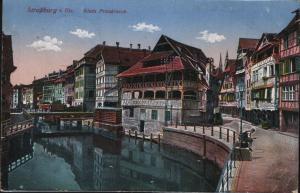 Straßburg I. Els. Klein Frankreich (jahr 1916)