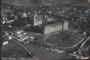 Kloster Grüssau 1940 /war cenzorship /feldpost