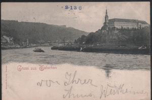Österreich-Ungarn - Gruss aus Getschen
