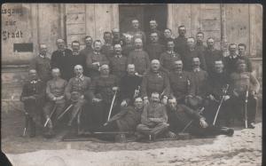 Österreich-Ungarn , solders / Soldaten