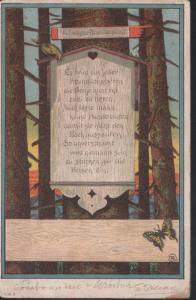 Österreich-Ungarn : WIZNITZ - Bukowina . alte Post-Karte