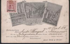 Österreich - Wien – 1904