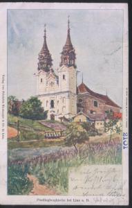 Pöstlingbergkirche bei Linz a. D.