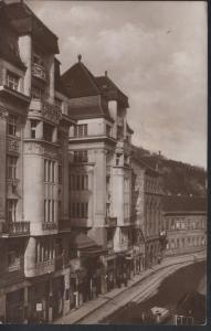 POSTCARD BUDAPEST 1939