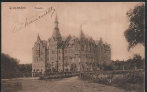 Saargemünd – Hospital