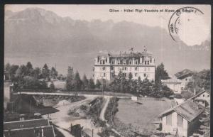 Suisse - Glion - Hotel Rigi - Vaudois et Alpes