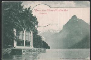Suisse - Gruss vom Vierwaldstätter See. - Année circa 1910