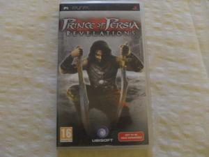 Prince of Persia Revelations / Sony PSP