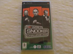 World Snooker Challenge 2005 / Sony PSP