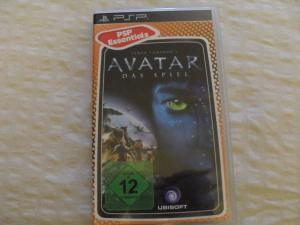 Avatar Das Spiel / Sony PSP / komplett