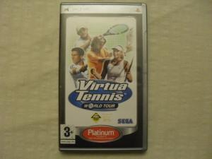 Virtua Tennis World Tour / Sony PSP