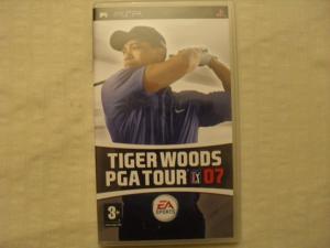 Tiger Woods PGA Tour 07 / Sony PSP