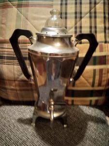 Kaffeemaschine ART DECO 40-3er Jahre