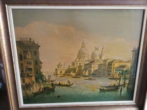 Venedig, Munz Druck 1897