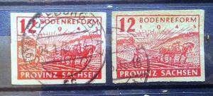 Provinz Sachsen Mi 86