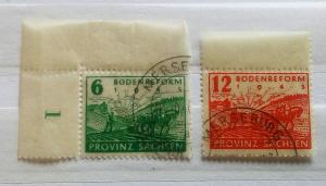 Provinz Sachsen 90-91 wz. Z