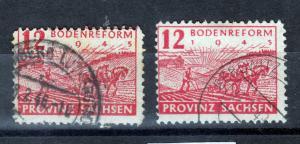 Provinz Sachsen 86 A zahnung