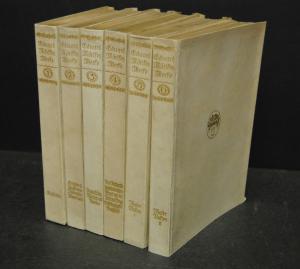Mörike – Sämtliche Werke – 1906-1908 - Ganzpergament