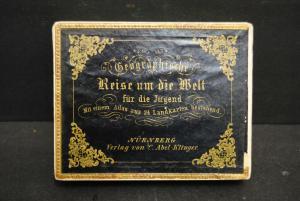 Geographische Reise um die Welt für die Jugend - ca. 1865